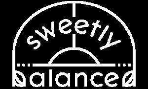 sweetly balanced rd logo footer