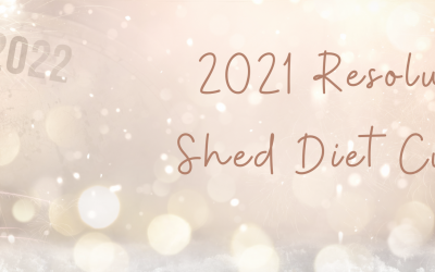 2021 Resolution – Shed Diet Culture